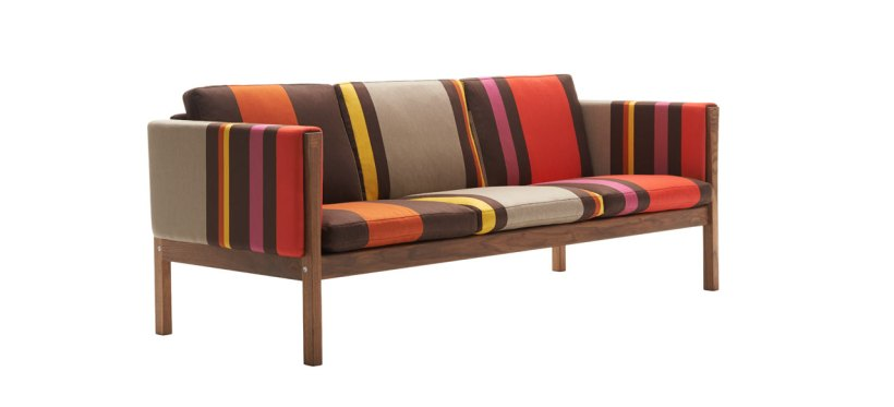 Paul-Smith-Maharam-Carl-Hansen-13-CH163_BigStripe-poppy