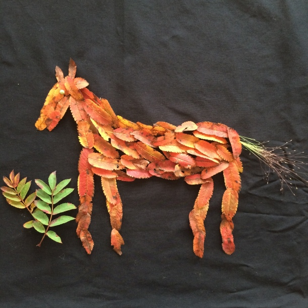Hösthästen